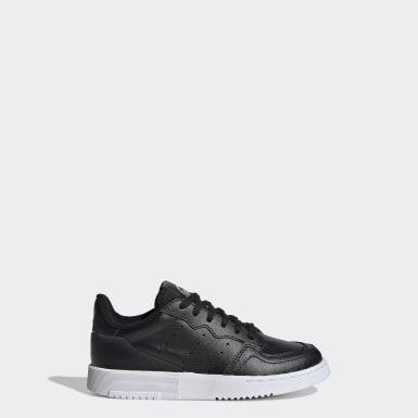 Sapatos Supercourt Preto Criança Originals