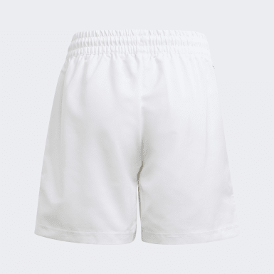 Short Club Tennis 3-Stripes blanc Adolescents Tennis