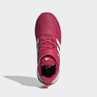 Chaussure Run Falcon rose Enfants Course