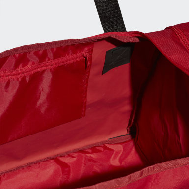 Sac en toile Tiro Format moyen Rouge Training