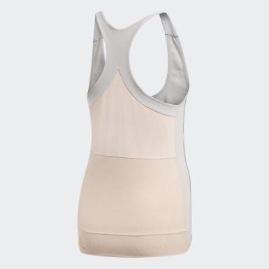розовый Майка Yoga Comfort