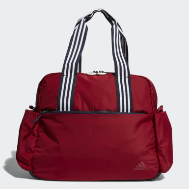 Women's Training Red Sport to Street Tote Bag