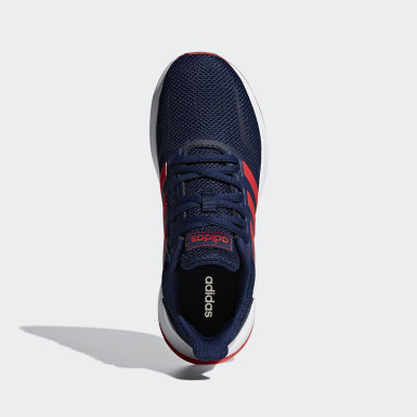 Boys Running Blue Runfalcon Shoes