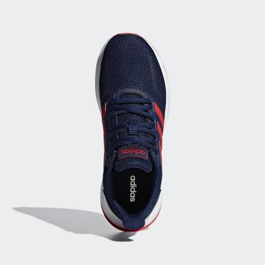 Boys Löpning Blå Runfalcon Shoes