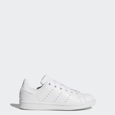 Sapatos Casual Adidas Originals Stan Smith BrancoBranco