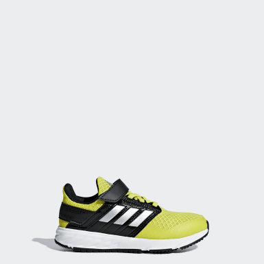 Kids Running Yellow FortaFaito Shoes