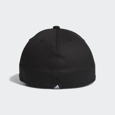 Men's Baseball Black MENS PRODUCER STRETCH FIT CAP
