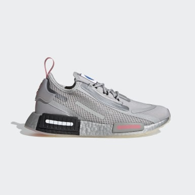 Women Originals Grey NMD_R1 Spectoo Shoes