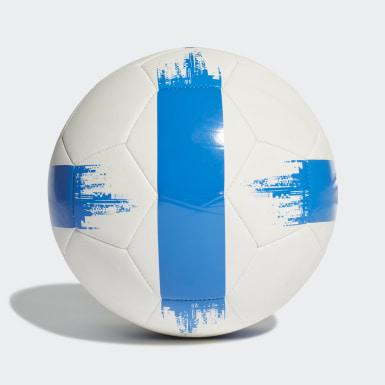 Männer Fußball EPP 2 Ball Weiß