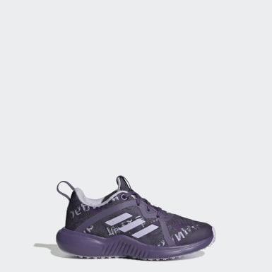 фиолетовый Кроссовки для бега FortaRun X