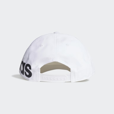 Gorra Béisbol Bold Blanco Training