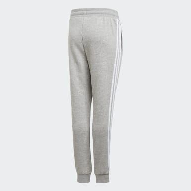 Pantaloni 3-Stripes Grigio Bambini Originals