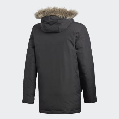 Herr City Outdoor Svart Xploric Parkas