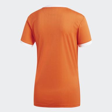 оранжевый Футболка Tabela 18