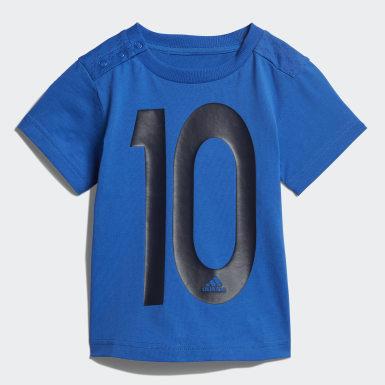 Conjunto Mini Me Messi Azul Niño Training