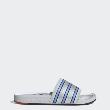 Mænd Originals Grå Adilette Premium sandaler
