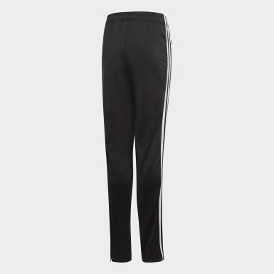 Girls Originals Black High-Waisted Pants