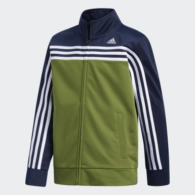 Colorblock Tricot Jacket
