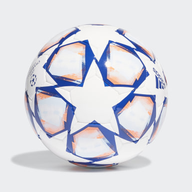 белый Футбольный мяч UCL Finale 20 Pro Sala