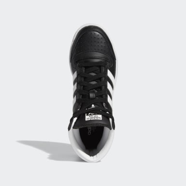 Youth Originals Black Top Ten Shoes