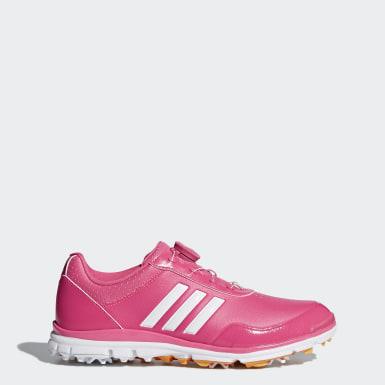 Frauen Golf Adistar Lite Boa Schuh Rosa