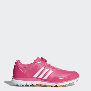 Women Golf Pink Adistar Lite Boa Shoes