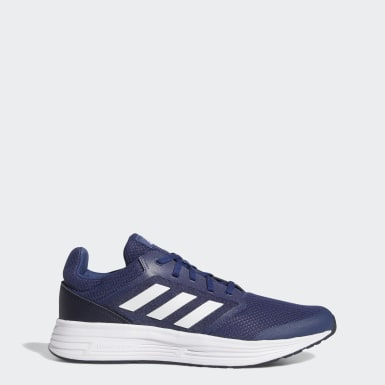 Men Running Blue Galaxy 5 Shoes
