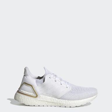Chaussure Ultraboost20 blanc Femmes Course