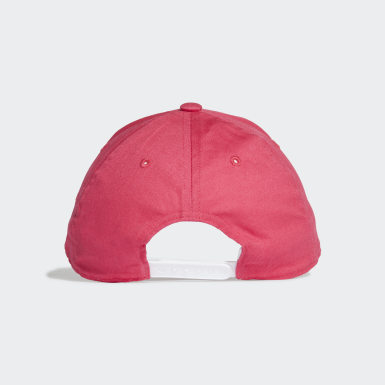 Girls Running Pink Graphic Cap