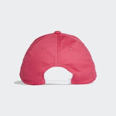 Dívky Běh růžová Kšiltovka Graphic