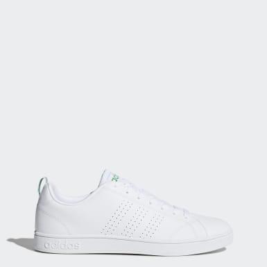 Erkek Sport Inspired Beyaz VS Advantage Clean Ayakkabı