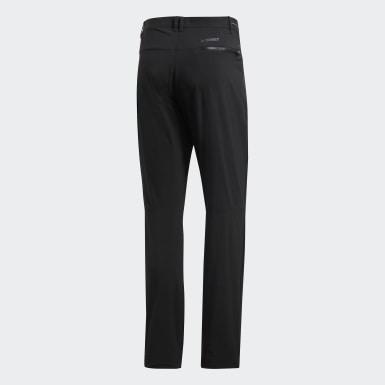 Pantalón Liteflex Negro Hombre Senderismo
