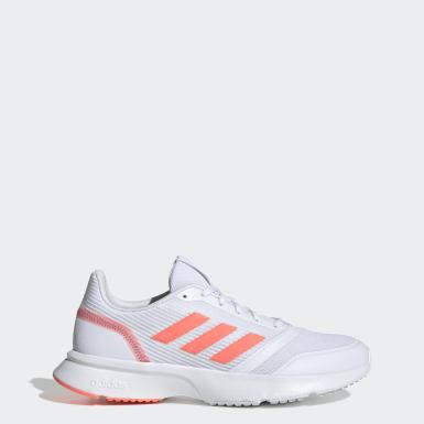Frauen Running Nova Flow Schuh Weiß