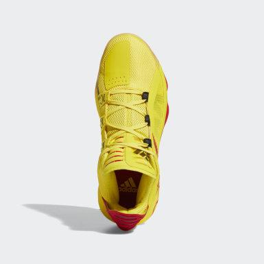 Basketball Yellow Dame 6 Shoes