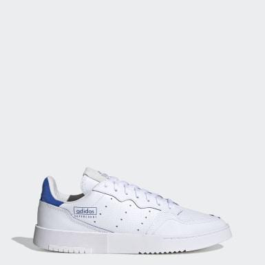 Chaussure Supercourt Blanc Originals