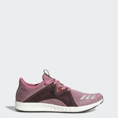 Women Running Burgundy Edge Lux 2 Shoes