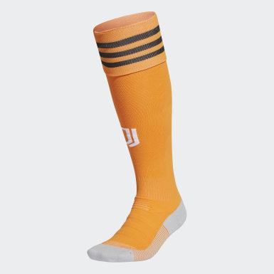 Futbal oranžová Ponožky Juventus 20/21 Third