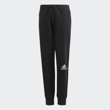 Girls Træning Sort adidas Z.N.E. Relaxed bukser