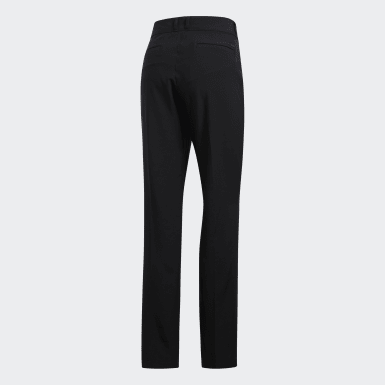 Women Golf Black Ultimate Club Full Length Trousers