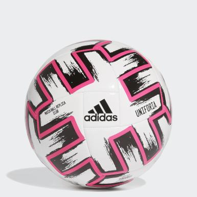 Bola Uniforia Club Branco Futebol