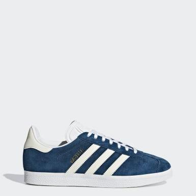Zapatillas Gazelle Azul Mujer Originals