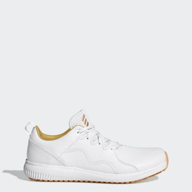 Golf White Adicross PPF Shoes