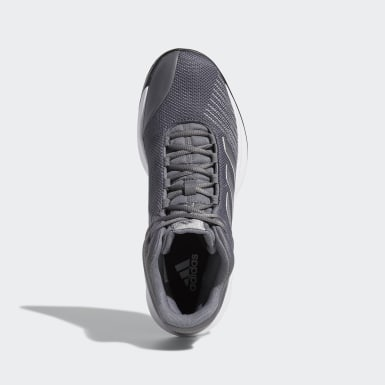 Men Basketball Grey Pro Spark 2018 Shoes
