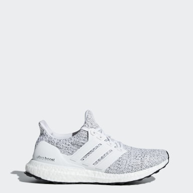Sapatos Ultraboost Bege Mulher Running