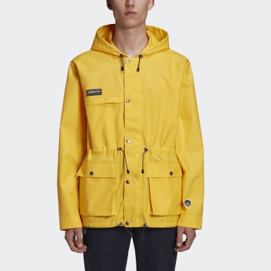 Men's Originals Yellow ST 11 SPZL Jacket