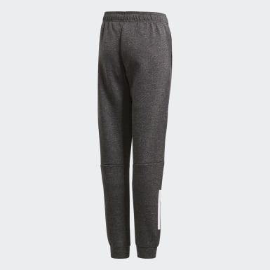 Pantalon Must Have Noir Garçons Athletics