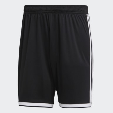 Men Football Black Regista 18 Shorts