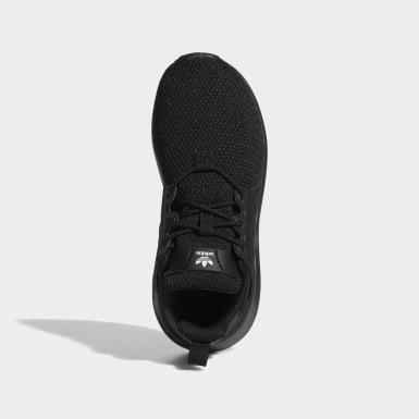 Youth Originals Black X_PLR Shoes