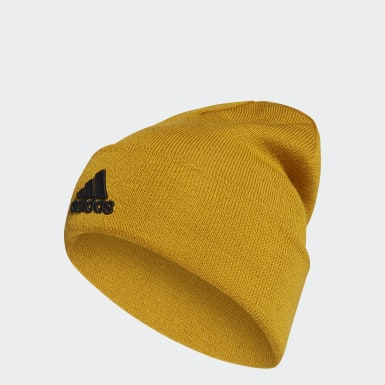 Gorro Logo Oro Training