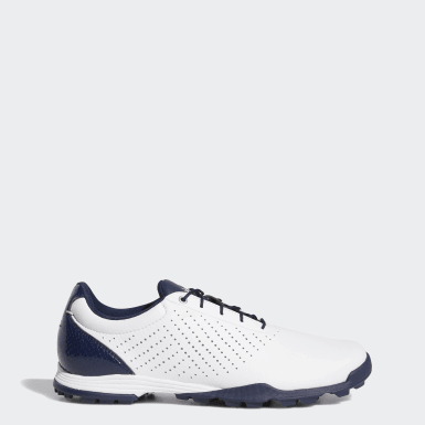 Women Golf White Adipure SC Shoes